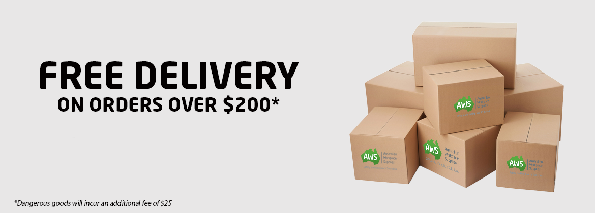 Free Delivery Over 200