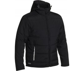 Puffer Jacket With Adjustable Hoodbj6928 Bblk 01 002 Copy